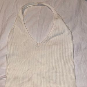 Urban outfitters tank top cream
